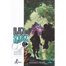 BLACK SCIENCE Volume 4 - Bao Publishing - NUOVO