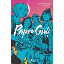PAPER GIRLS 1 - Bao Publishing - NUOVO