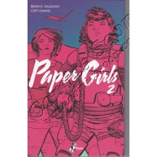 PAPER GIRLS 2 - Bao Publishing - NUOVO