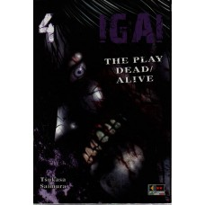 IGAI THE PLAY DEAD ALIVE 4 - Flashbook - NUOVO