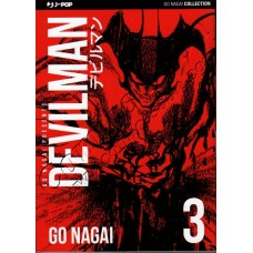 DEVILMAN ULTIMATE EDITION 3 - ACTION 3 - JPop - NUOVO