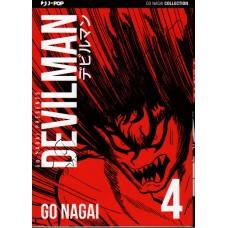 DEVILMAN ULTIMATE EDITION 4 - ACTION 4 - JPop - NUOVO