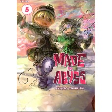 MADE IN ABYSS 5 - Jpop - NUOVO