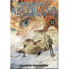THE PROMISED NEVERLAND 12 - JPop - NUOVO