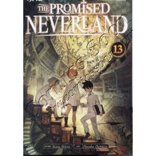 THE PROMISED NEVERLAND 13 - JPop - NUOVO