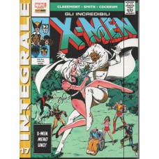 X-MEN DI CHRIS CLAREMONT 17 - MARVEL INTEGRALE X-MEN 17 - Marvel Italia - NUOVO