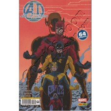 AGE OF ULTRON 6 - Cover Heroic - MARVEL MINISERIE 144 - Marvel Italia - NUOVO