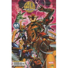 AGE OF ULTRON 6 Cover A Ultron - MARVEL MINISERIE 144 - Marvel Italia NUOVO