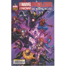 ALL NEW MARVEL NOW PROLOGO - UN NUOVO INIZIO - MARVEL MIX 106 - NUOVO