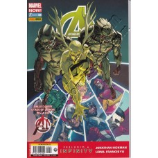 AVENGERS 8 MARVEL NOW -I VENDICATORI 23 - Marvel Italia - NUOVO