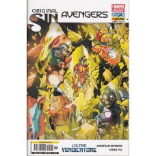 AVENGERS 21 ALL-NEW - AVENGERS 36 - Marvel Italia - Panini Comics - NUOVO