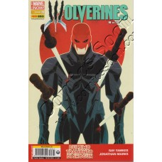 WOLVERINES 9 ALL-NEW MARVEL NOW - WOLVERINE 321