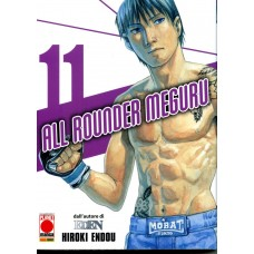 ALL ROUNDER MEGURU 11 - Planet Manga - Panini Comics - NUOVO