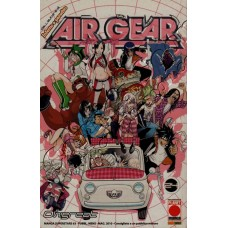 AIR GEAR 24 - MANGA SUPERSTARS 63 - Planet Manga - Panini Comics - NUOVO