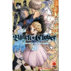 BLACK CLOVER 20 - PURPLE 33 - Planet Manga -Panini Comics - NUOVO