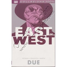 EAST OF WEST 2 - 100% PANINI COMICS - NUOVO