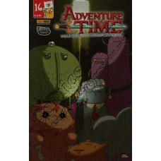 ADVENTURE TIME 16 - PANINI TIME 16 - Panini COmics - NUOVO