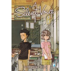 A SILENT VOICE 1 - KAPPA EXTRA 198 - Star Comiics - NUOVO