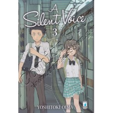 A SILENT VOICE 3 - KAPPA EXTRA 201 - Star Comics - NUOVO