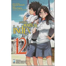 A CERTAIN MAGICAL INDEX 12 - MITICO 210 - Star Comics - NUOVO